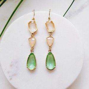 2/24 Crystal Statement Earrings
